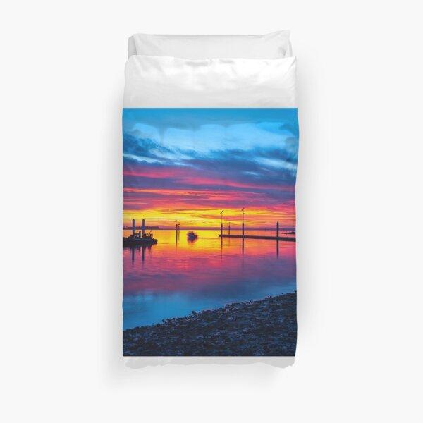 Hastings Sunrise no.5 Duvet Cover