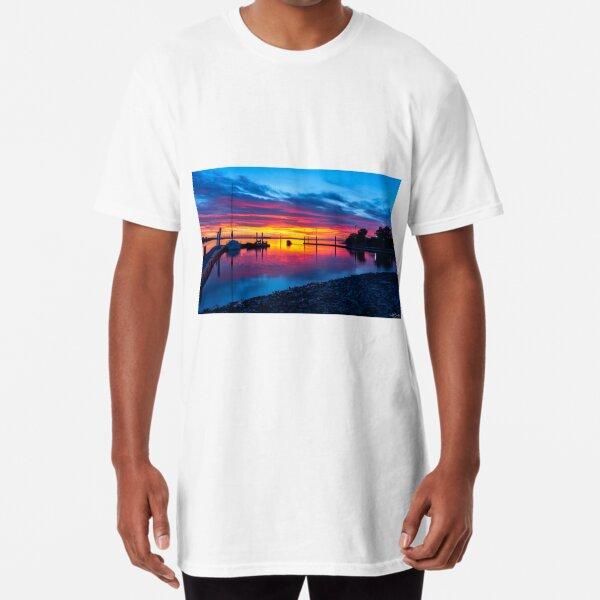 Hastings Sunrise no.5 Long T-Shirt