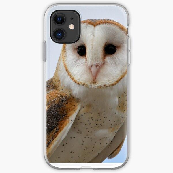 Barn Owl iPhone Soft Case