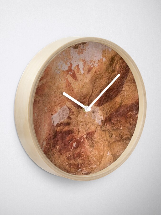 Alternate view of In South Sulawesi, Indonesia, find some of the world's oldest cave art Clock