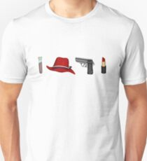 Agent Carter Things Unisex T-Shirt