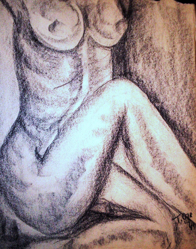 NUDE 1 by Tammera