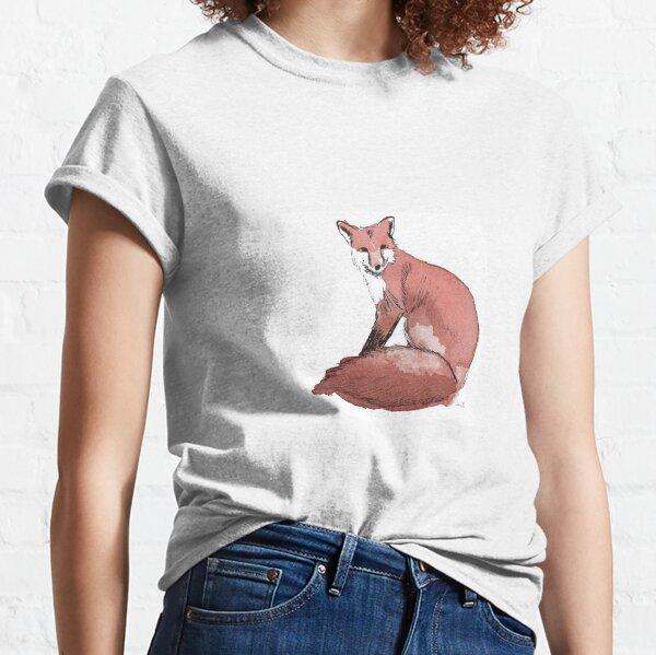 Renard T-shirt classique