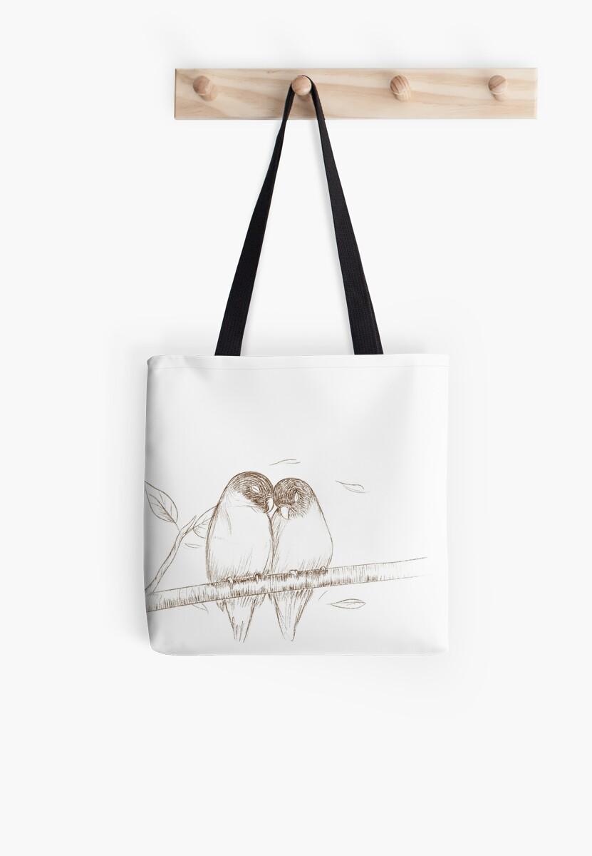 love birds by ksha04