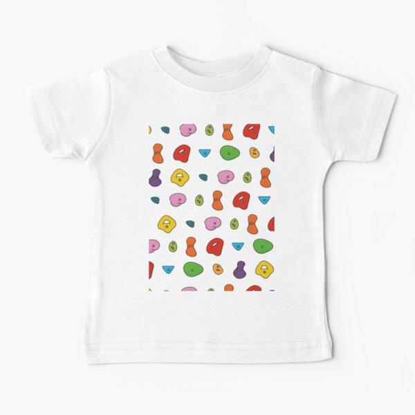 Climbing Holds Baby T-Shirt
