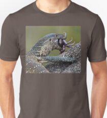 Monitor Lizard Unisex T-Shirt