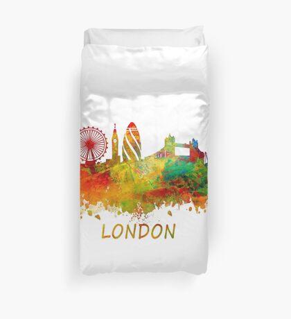 London skyline Duvet Cover