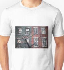 house facade Unisex T-Shirt