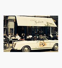 Chez Julien Photographic Print