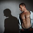 Me and my Shadow by Joseph Darmenia