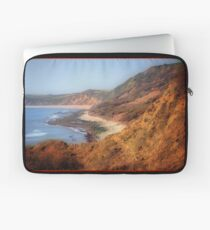 Westward Ho-Jurassic Coast Laptop Sleeve