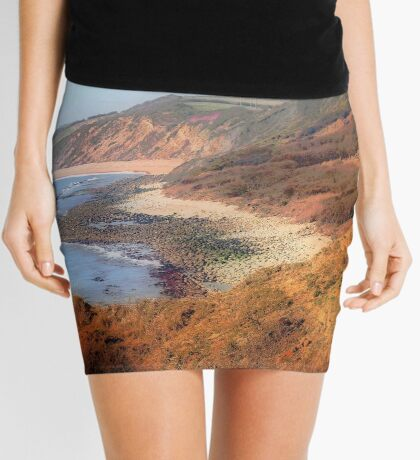Westward Ho-Jurassic Coast Mini Skirt