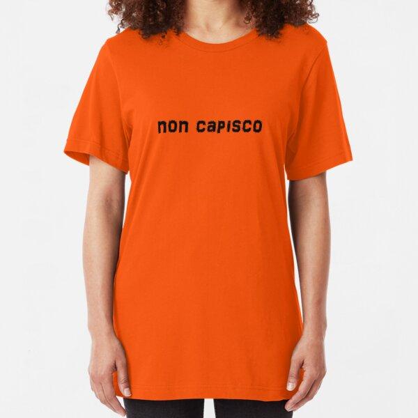 non capisco Slim Fit T-Shirt