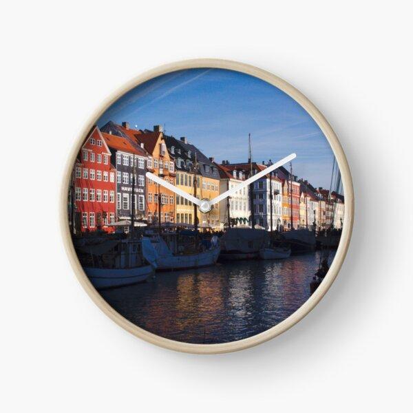 Nyhavn - Copenhagen Uhr
