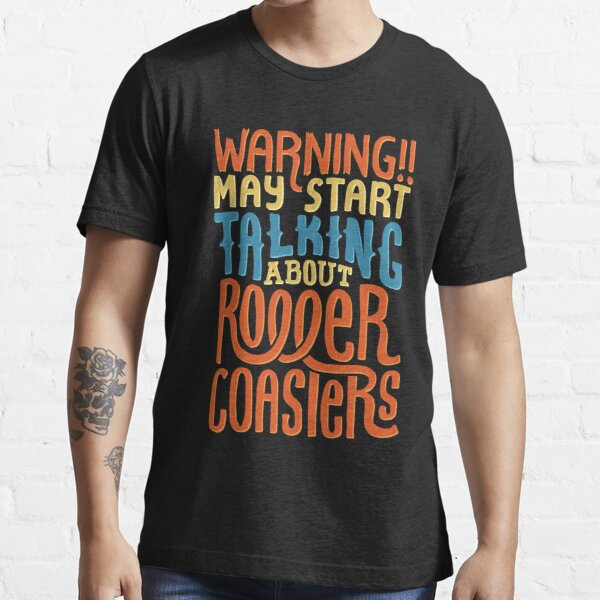 Roller Coster, Roller Coaster Tshirt Essential T-Shirt
