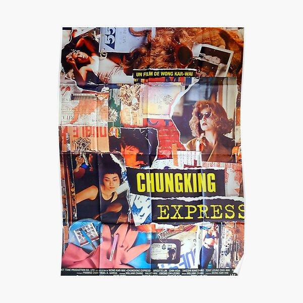 Chungking Express -   Poster