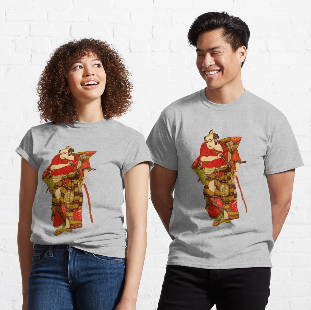 Japan Samurai Warrior | Classic T-Shirt