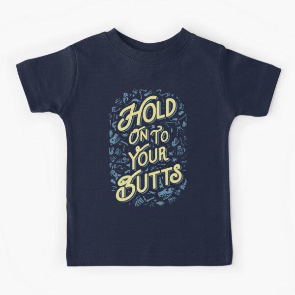 Tenez-vous sur vos culs (fossiles) T-shirt enfant