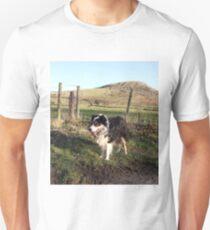 Farming with Laddie T-Shirt