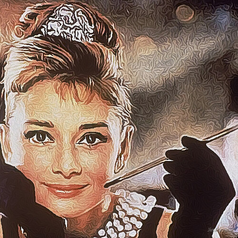 Audrey by JimPavelle