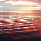 the ocean comes to meet me. by elizabethrose05