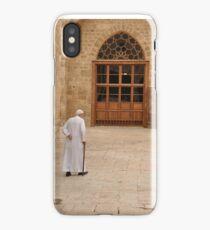 Muslim man iPhone Case