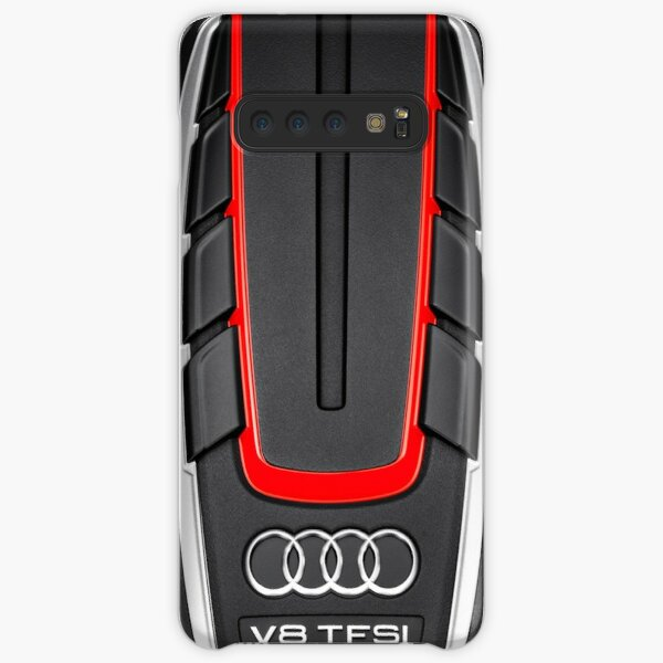 Audi V8 TFSI Engine Samsung Galaxy Snap Case