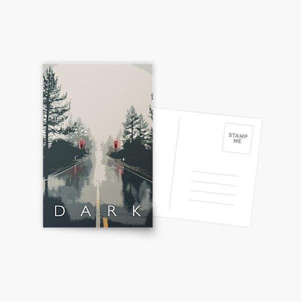 Dark - Sur la route Carte postale