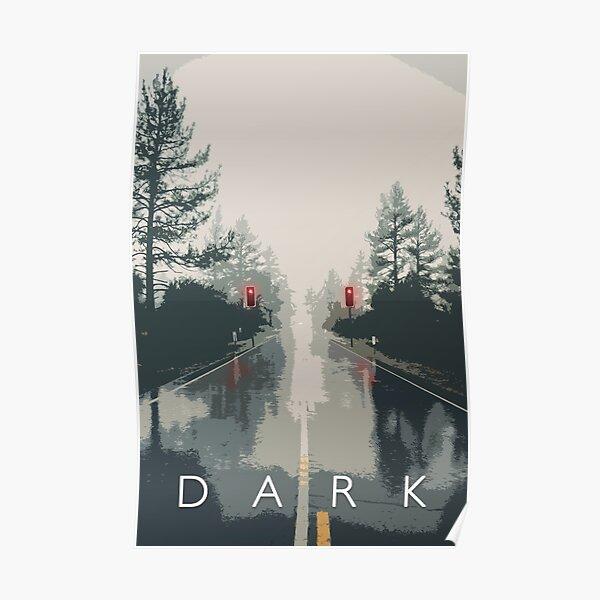 Oscuro - En el camino Póster