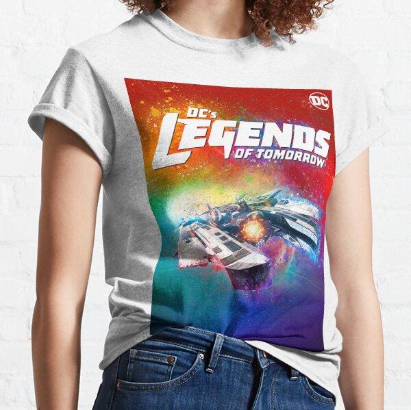 Leyendas del mañana waverider Camiseta clásica