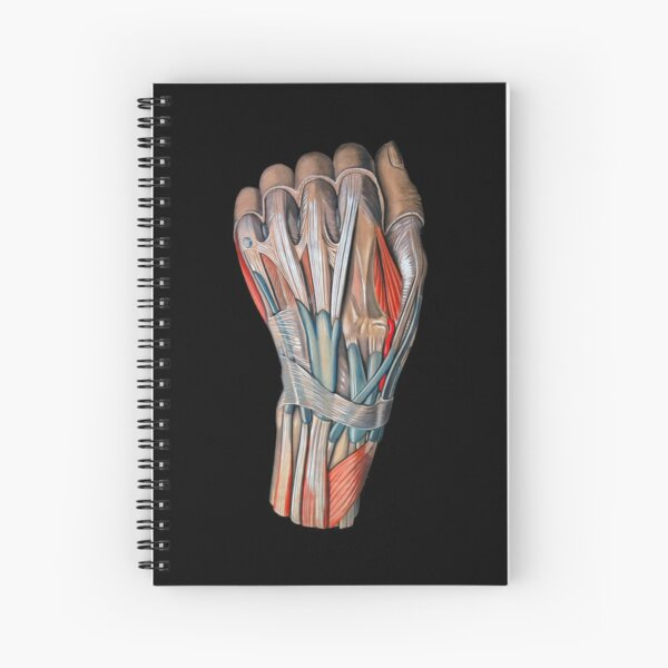 Sleight of Hand Spiral Notebook