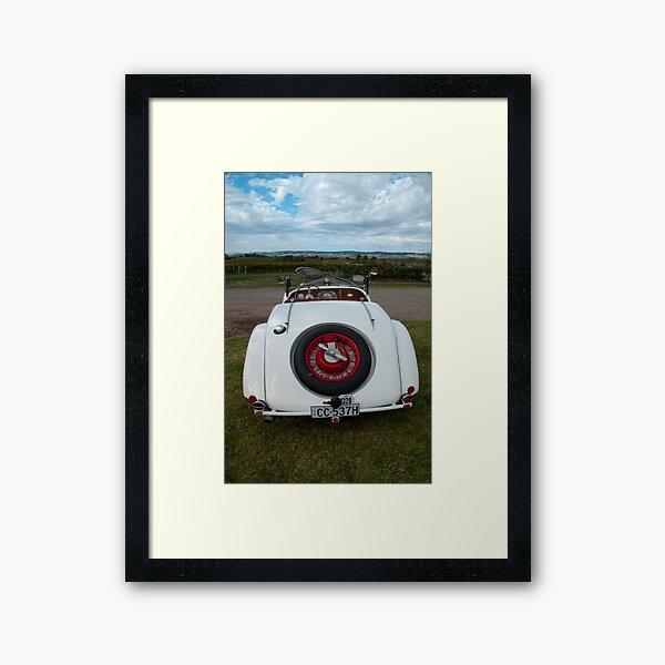 Leconfield Cellar Door, McLaren Vale Framed Art Print