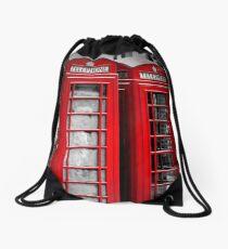Phone Home Drawstring Bag