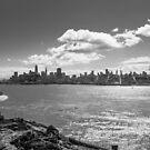 San Francisco Boating by John Violet