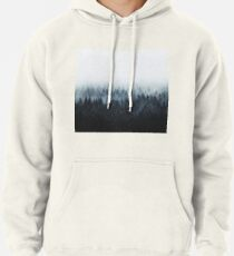 High And Low Pullover Hoodie