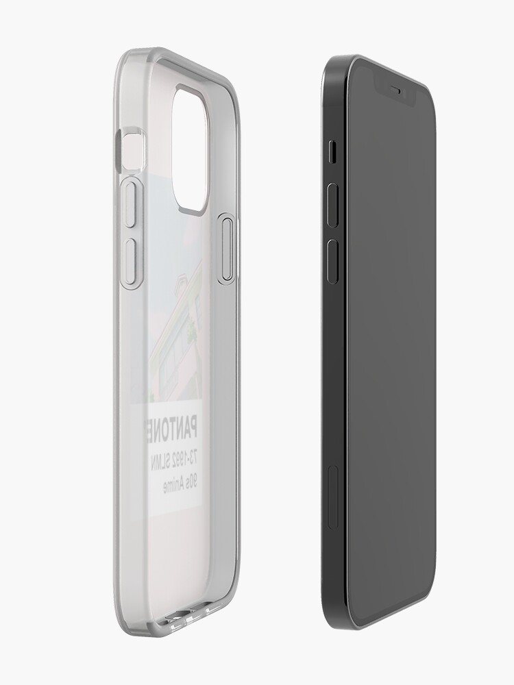 Alternate view of PANTONE 90s Anime iPhone Case & Cover
