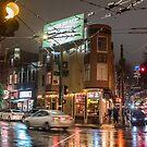 Wet City by John Violet