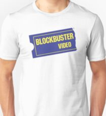 Blockbuster-Video Slim Fit T-Shirt