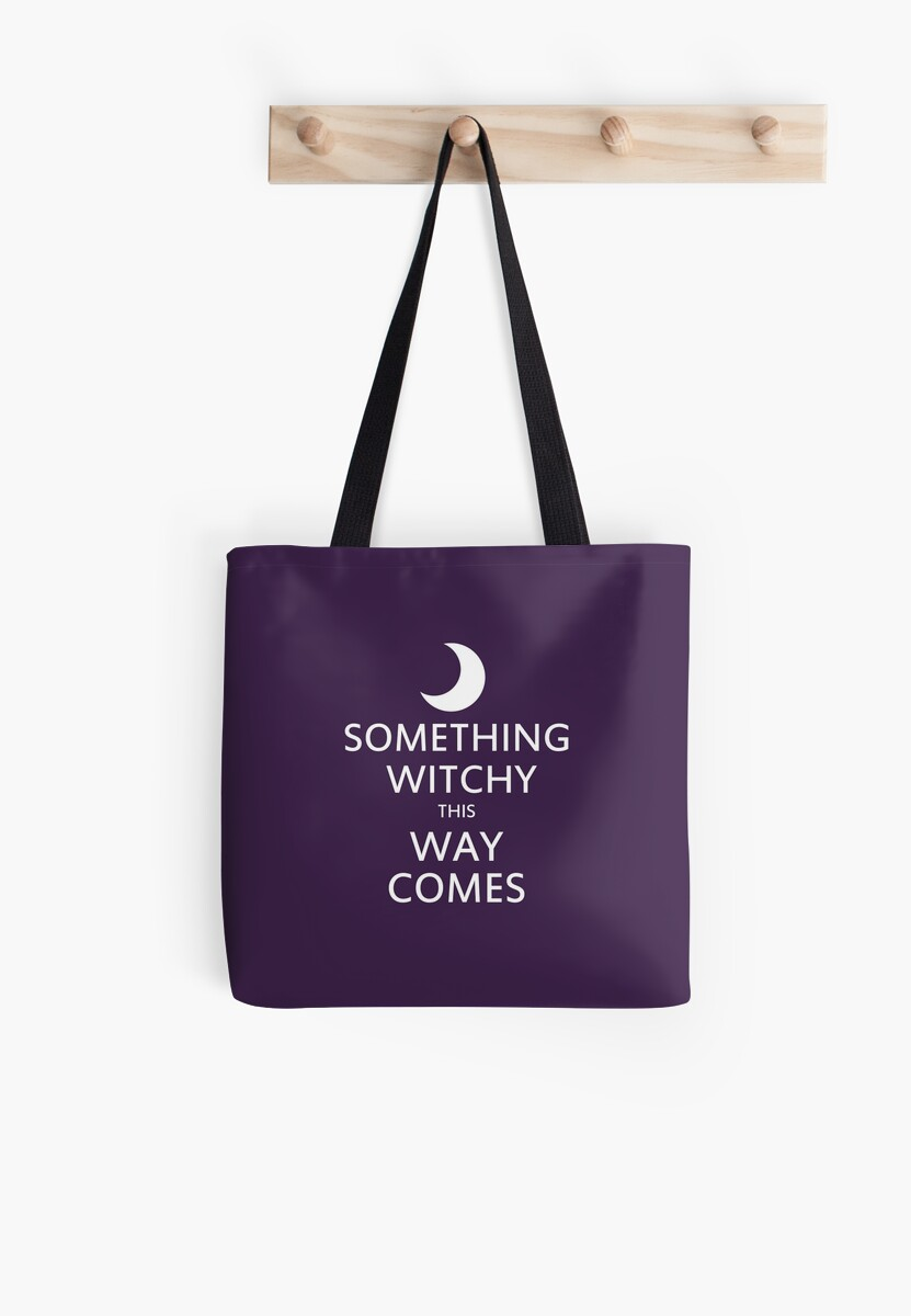 Something witchy this way comes by BubbSnugg LC