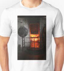 18th Century Farm House Fire T-Shirt