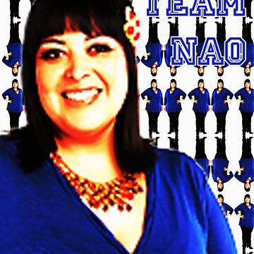 TEAM NAO by vagnerwhitehead