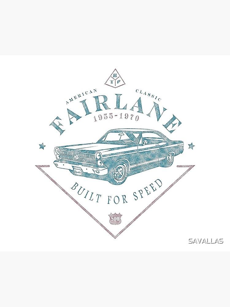Ford Fairlane 1967 - Built for Speed von SAVALLAS