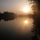 Cabin on the River Kwai by Watertoy