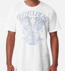 Shovelhead Motorcycle Engine Longshirt