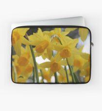 Golden Spring Laptop Sleeve