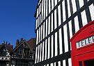 Sheep Street, Stratford-upon-Avon, England by hjaynefoster