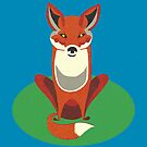 Mr. Fox by tos42