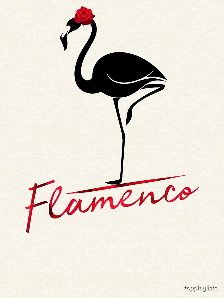 Flamenco de topplaylists