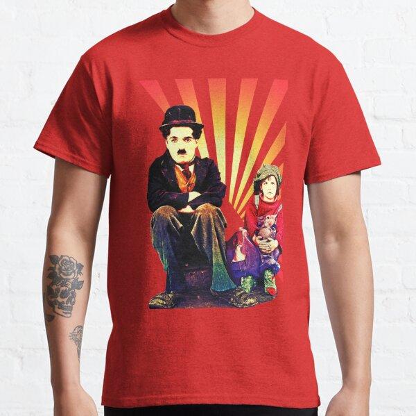 El vagabundo y el niño Camiseta clásica
