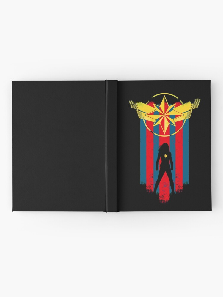 Alternate view of A Real Heroine Hardcover Journal